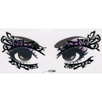 YT-005 new fashion makeup black eye stickers