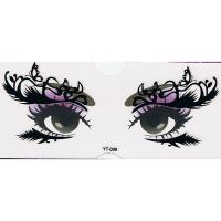 YT-006 new fashion makeup black eye stickers