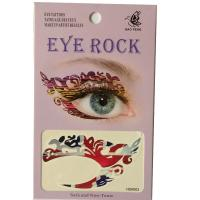 HSA003 Ladys fashion party temporary eye shadow tattoo sticker