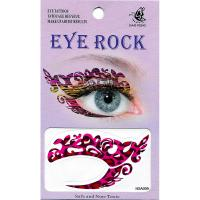 HSA009 left and right eye temporary tattoo sticker
