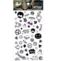HM788 waterproof temporary tattoo sticker for kids