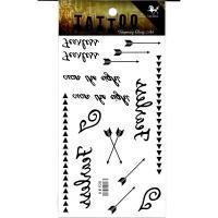 HM928 Arrow tattoo sticker