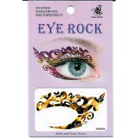HSA039 makeup shining glitter eye shadow tattoo sticker
