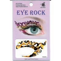 HSA039 makeup shining glitter eye shadow tattoo sticker