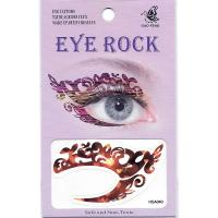 HSA040 Lady's party makeup eye waterproof temporary tattoo sticker