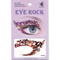 HSA040 Lady's party makeup eye waterproof temporary tattoo sticker