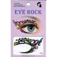 HSA052 waterprint temporary tattoo sticker for eye