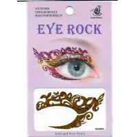 HSA054 Non-Toxic Tattoo Sticker Custom Floral Non-Toxic Temporary Face Temporary Eye Tattoo Sticker