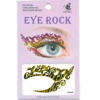 HSA057 Non-Toxic Temporary Face Temporary Eye Tattoo Sticker