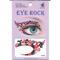 HSA058 Lady's party fashion waterproof eye tattoo sticker